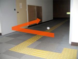 議会事務局への行き方・エレベーターを利用される場合3