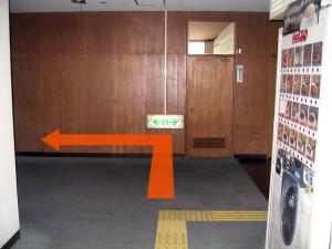 議会事務局への行き方・エレベーターを利用される場合4
